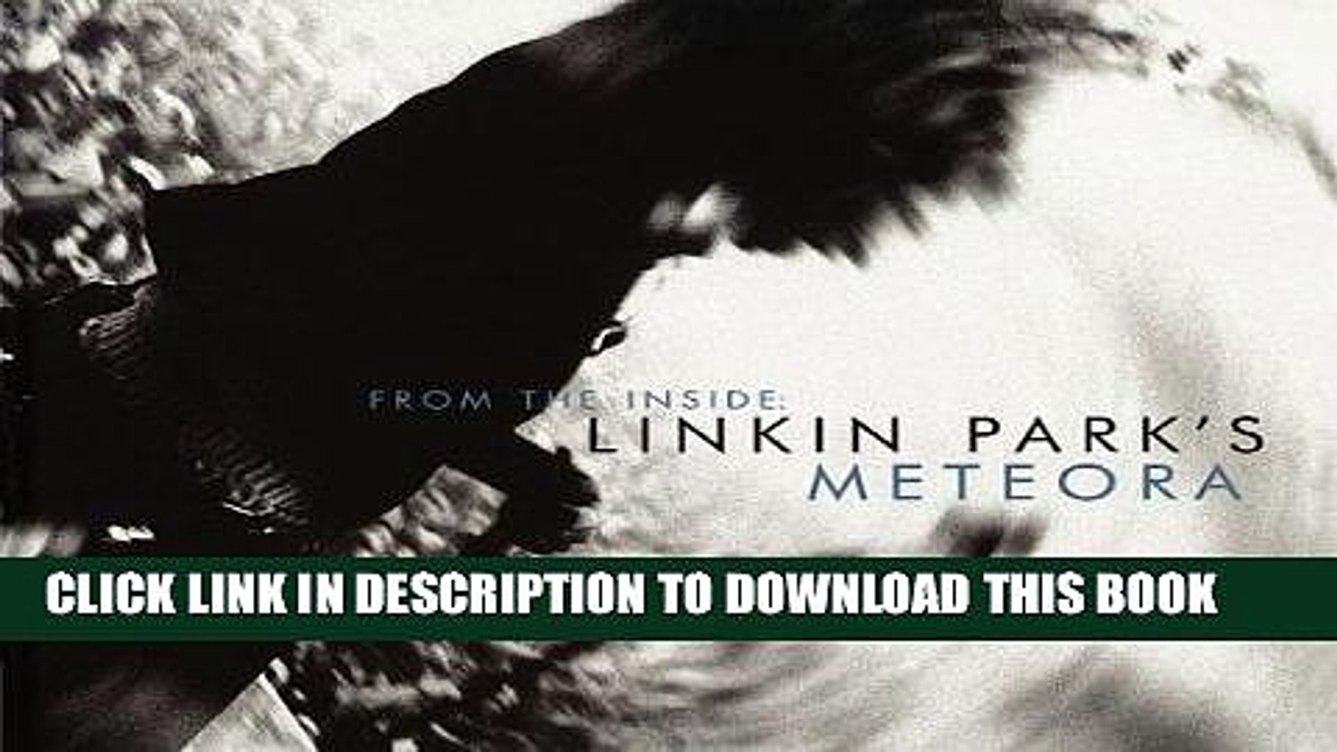 Pdf From The Inside Linkin Park S Meteora Full Online
