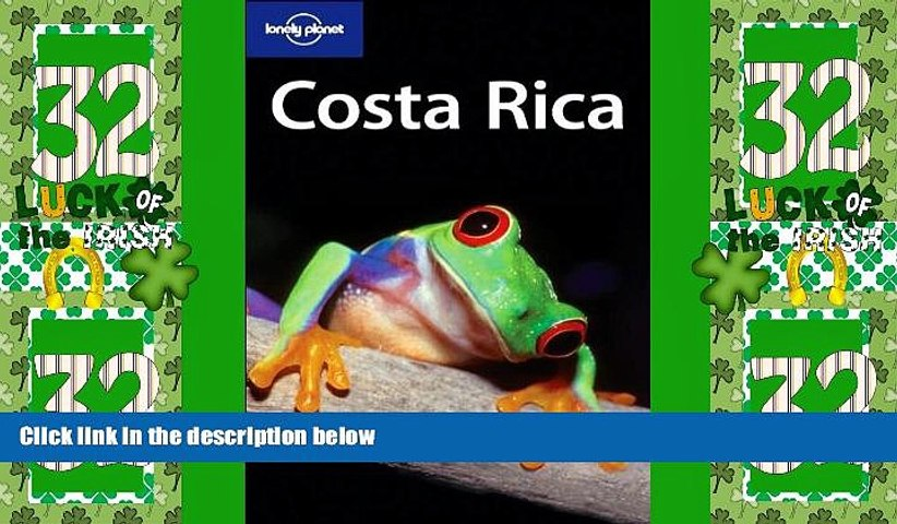 Buy NOW Lonely Planet Costa Rica (Country Guide) Premium Ebooks Best Seller in USA | Godialy.com