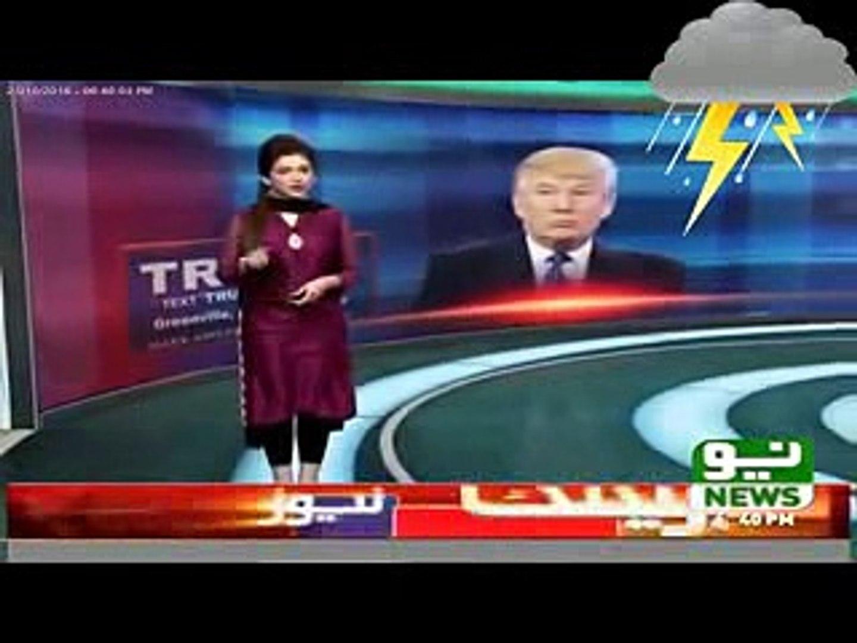 Donald Trump - In Pakistan||