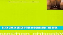 [FREE] EBOOK The Perks of Being a Wallflower [PERKS OF BEING A WALLFLOWER TU] [Prebound]
