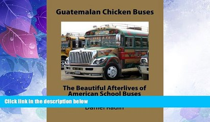 Guatemalan Chicken Buses The Beautiful Afterlives of American School Buses
