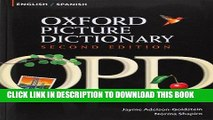 Ebook Oxford Picture Dictionary English-Spanish: Bilingual Dictionary for Spanish speaking teenage