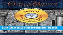 Best Seller Gothic   Medieval Designs CD-ROM and Book (Dover Electronic Clip Art) Free Download