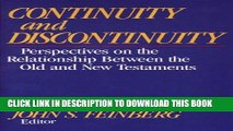 Best Seller Continuity and Discontinuity (Essays in Honor of S. Lewis Johnson, Jr.): Perspectives