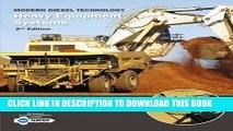 Best Seller Modern Diesel Technology: Heavy Equipment Systems Free Read