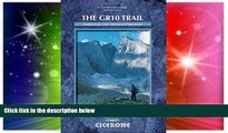 Ebook Best Deals  The GR10 Trail: Through the French Pyrenees (Cicerone Mountain Walking S)  Buy Now