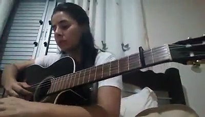 More than words – extreme|| on Guitar || Resumindo o domingo ♥