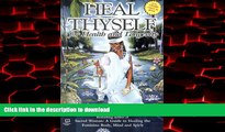Read book  Heal Thyself: For Health and Longevity online to buy