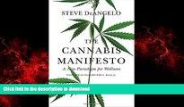 liberty books  The Cannabis Manifesto: A New Paradigm for Wellness