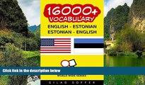 Full Online [PDF]  16000+ English - Estonian Estonian - English Vocabulary (ChitChat WorldWide)