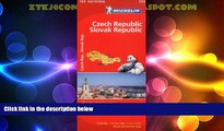 Big Sales  Michelin Czech   Slovak Republic Map 731 (Maps/Country (Michelin))  Premium Ebooks Best