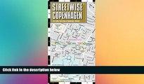 Ebook deals  Streetwise Copenhagen Map - City Center Street Map of Copenhagen, Denmark (Streetwise