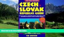 Best Buy Deals  Czech   Slovak Republics Guide: 2nd Edition (Open Road s Czech   Slovak Republics