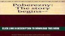 Ebook Poberezny: The Story Begins... (Aviation History) Free Read