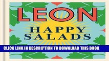 Best Seller LEON Happy Salads Free Read