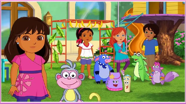 Dora The Explorer Adventures With Spiderman Dinosaur Dora The Explorer Online Game 2016 Full Version