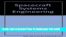 Ebook Spacecraft Systems Engineering Free Download