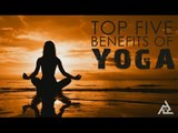 Top 5 Benefits Of Yoga   Simple Health and Beauty Tips   Lifestyle