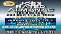 [PDF] Epub The Jobs Rated Almanac: The Best Jobs and How to Get Them (Job Openings) Full Download
