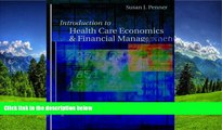 Read Introduction to Health Care Economics and Financial Management: Fundamental Concepts with