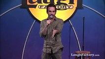 Josh Adam Meyers - Strip Club Voice (Stand Up Comedy)