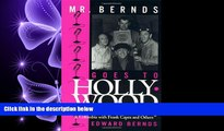 EBOOK ONLINE  Mr. Bernds Goes to Hollywood  BOOK ONLINE
