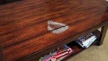 3 astuces formidables pour éliminer les taches d'eau sur vos meubles en bois!