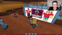 Roblox Adventures / Bunny Island Theme Park / Super Fun Roblox Amusement Park!