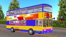 Transport Vehicles For Children | Learning Vehicles Names With Sounds For Children | Vehicles