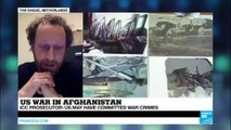 Afghanistan: ICC prosecutors say US may have committed war crimes