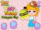 DIY Baby Octopus Toy Best Baby Games