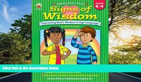 Fresh eBook Signs of Wisdom, Grades K - 4: Expressing God's Wisdom in Sign Language (Signing