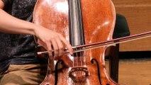 Bach : 3ème suite pour violoncelle seul, en ut Majeur, BWV 1009 par Edgar Moreau