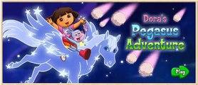 Dora the Explorer - Doras Pegasus Adventure Game - Full Diego Shows/Dora Games