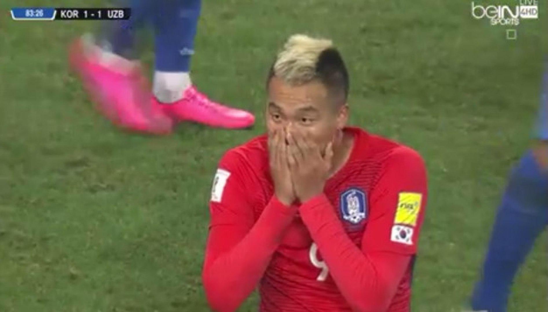 South Korea 2-1 Uzbekistan - All Goals Exclusive - (15/11/2016)