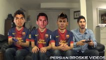 Playing FIFA With Footballers ft. Cristiano Ronaldo, Lionel Messi, Zlatan, Diego Costa & More!