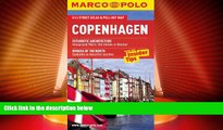 Big Deals  Copenhagen Marco Polo Guide (Marco Polo Guides)  Best Seller Books Best Seller