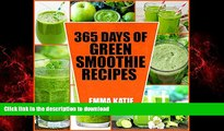 Buy book  Green Smoothie: 365 Days of Green Smoothie Recipes (Green Smoothies, Green Smoothie