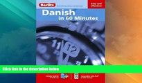 Big Deals  Berlitz Danish in 60 Minutes (Berlitz in 60 Minutes) (Danish Edition)  Best Seller