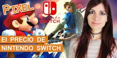 El Píxel: El precio de Nintendo Switch
