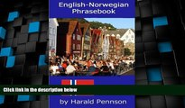 Must Have PDF  English-Norwegian Phrasebook  Full Read Best Seller