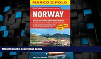 Big Deals  Norway Marco Polo Guide (Marco Polo Guides)  Full Read Best Seller