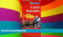 READ FULL  Michelin Czech Republic Map 755 (Maps/Country (Michelin))  READ Ebook Full Ebook
