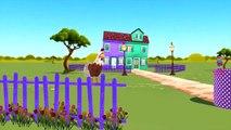 Ding Dong Bell Nursery Rhyme Batman Cartoons for Kids | Ding Dong Bell Children Nursery Rhymes 3D