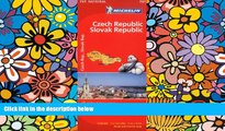 Full [PDF]  Michelin Czech   Slovak Republic Map 731 (Maps/Country (Michelin))  READ Ebook Full