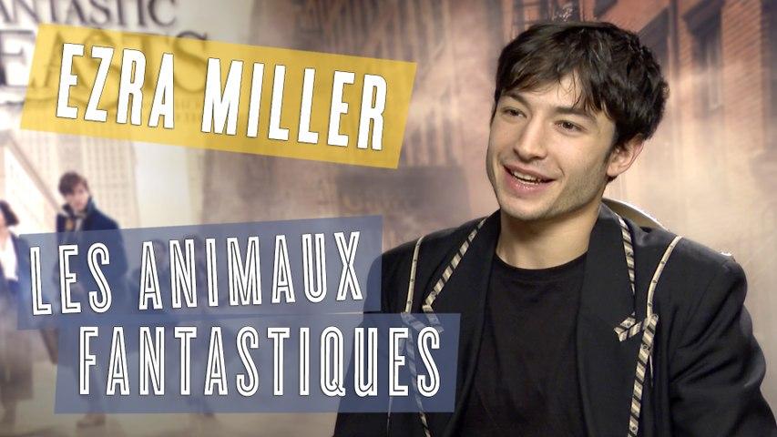 """Les Animaux Fantastiques, Ezra Miller : """"les standards de la normalité sont ridicules et délirants"""""""