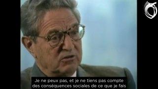 Georges Soros : l'interview rare du milliardaire sociopathe de 1998