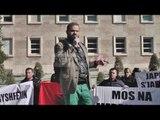 Report TV - AKIP proteston në 3 vjetorin e  armëve kimike: Ndal plehrave
