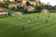 U17 National - Monaco 2-1 OM : le but de Tony Vives (65e)