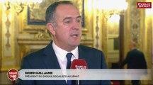 Didier Guillaume dénonce le refus de la majorité du Sénat d'examiner le budget